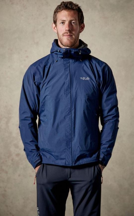 RAB Downpour Jacket, M's