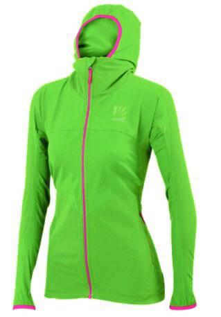 Free shape stone jacket ws Apple green-redigert