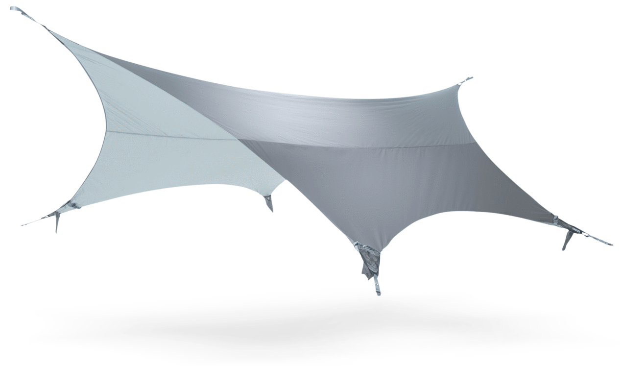 Glider tarp