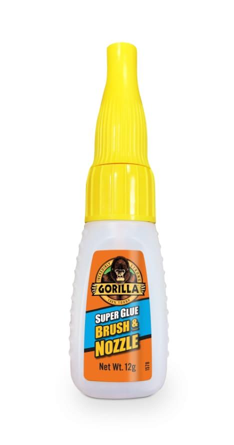 Gorilla Superlim Brush & Nozzle