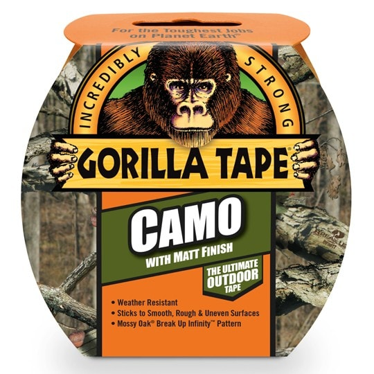 Gorilla Tape Camo 8m