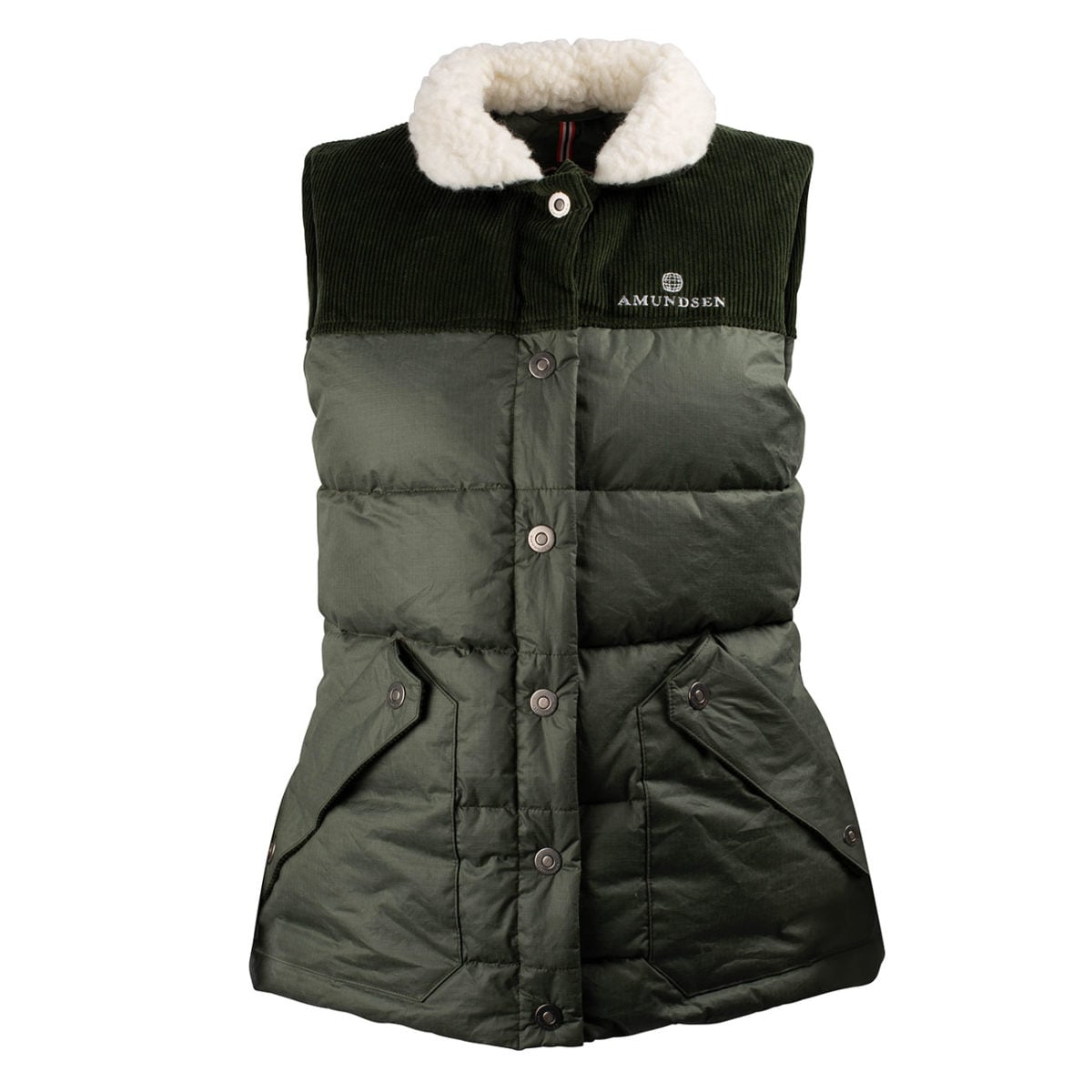 Amundsen Sports Groomer Vest Womens
