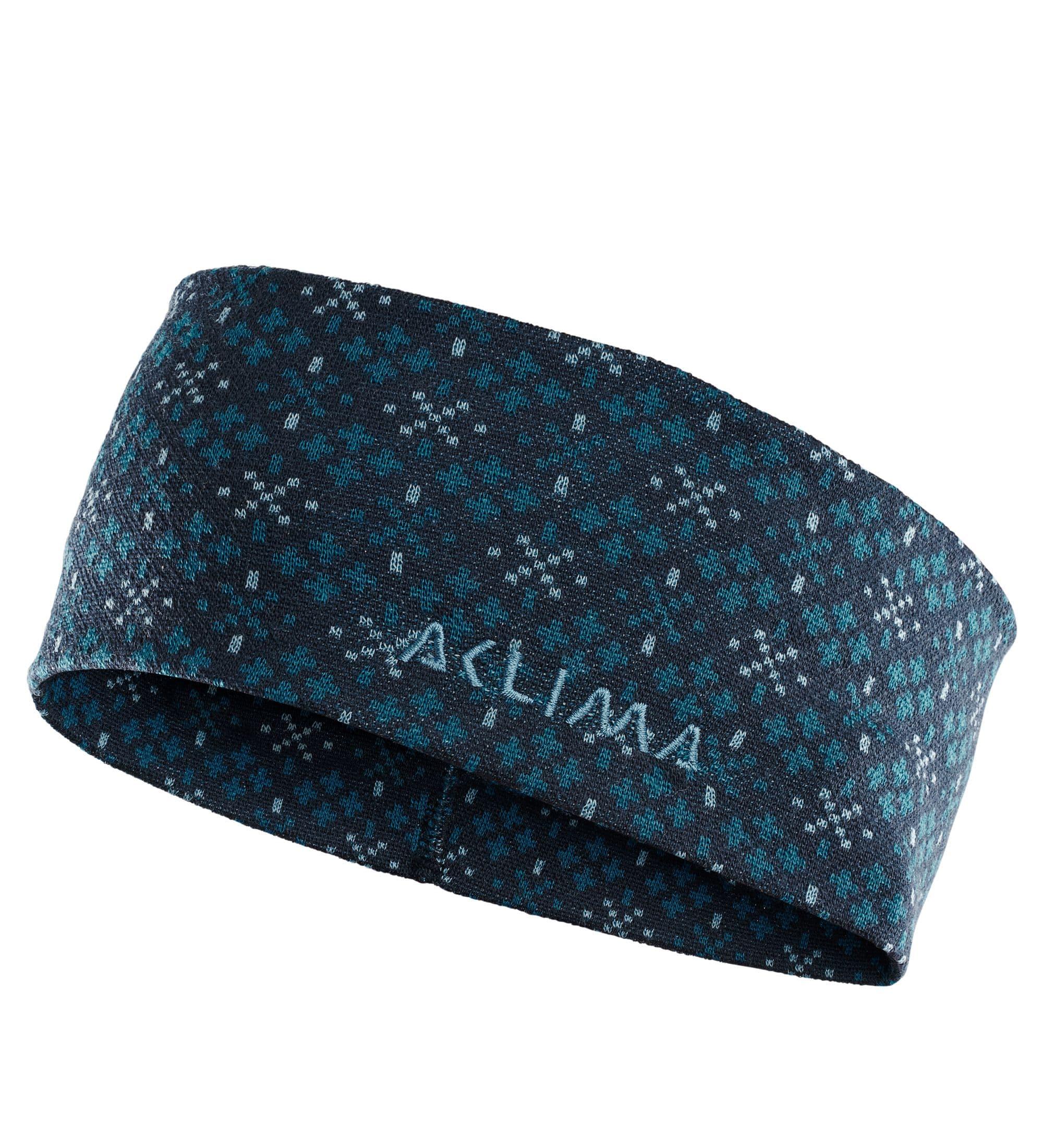 Aclima DesignWool Glitre headband