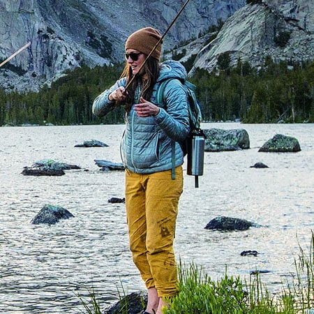 Kjøp Patagonia Divided Sky Fleecejakke Dame på nett   Hekta På Tur