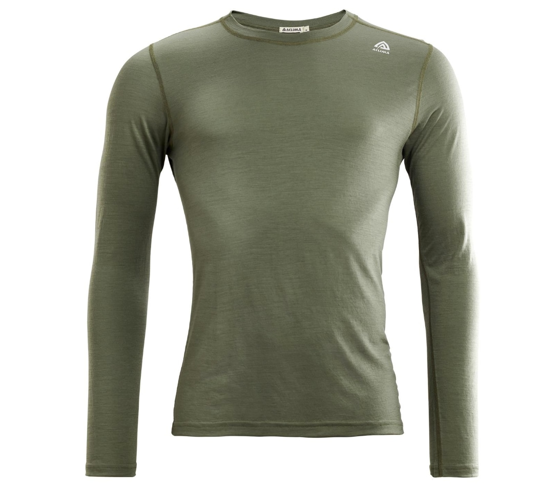 Aclima LightWool Crew neck, M's