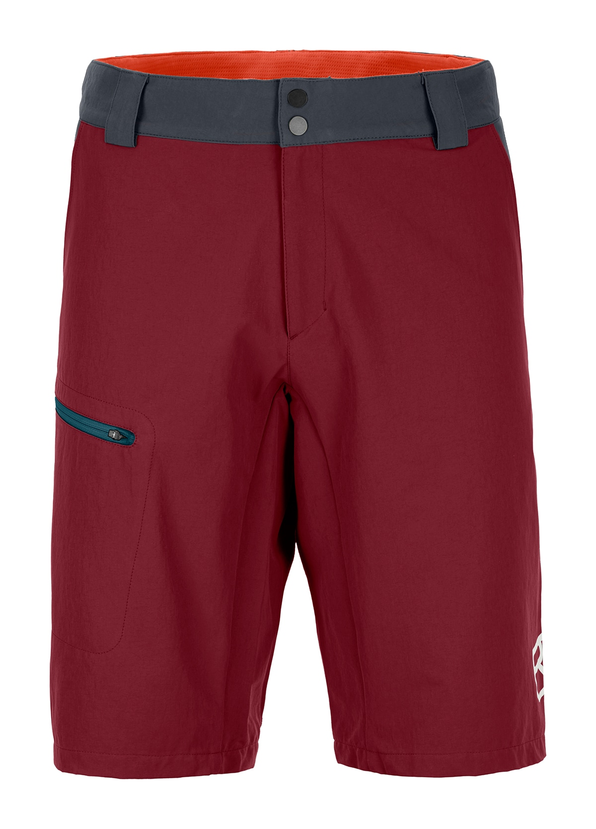 Ortovox Pelmo Shorts M's, Dark Blood