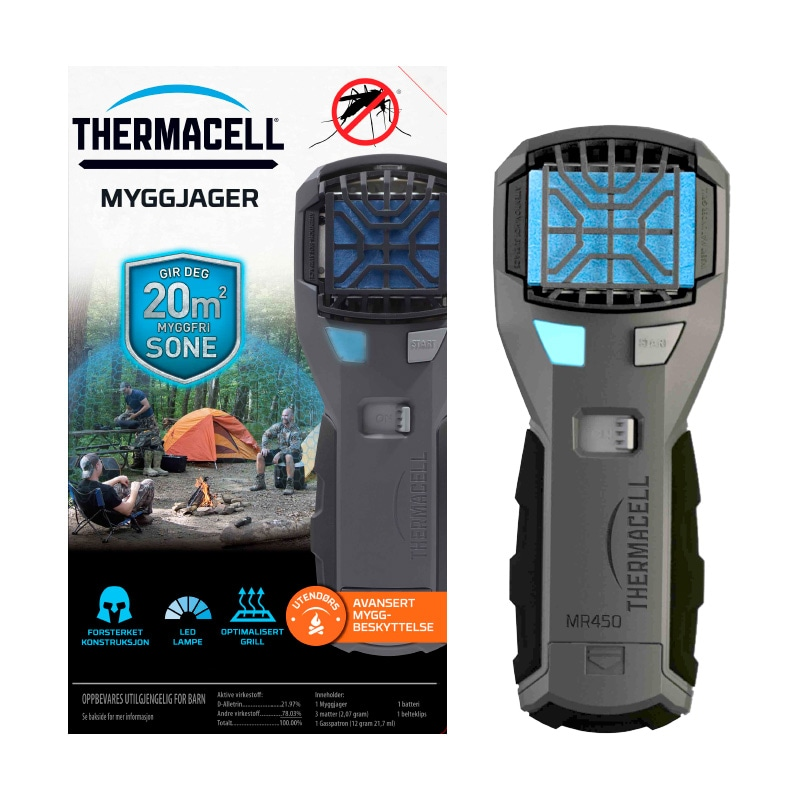 ThermaCELL myggjager MR450