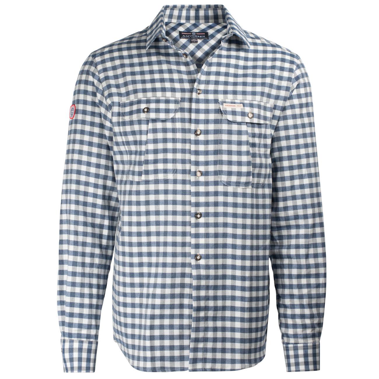 Amundsen Flannel Shirt Mens