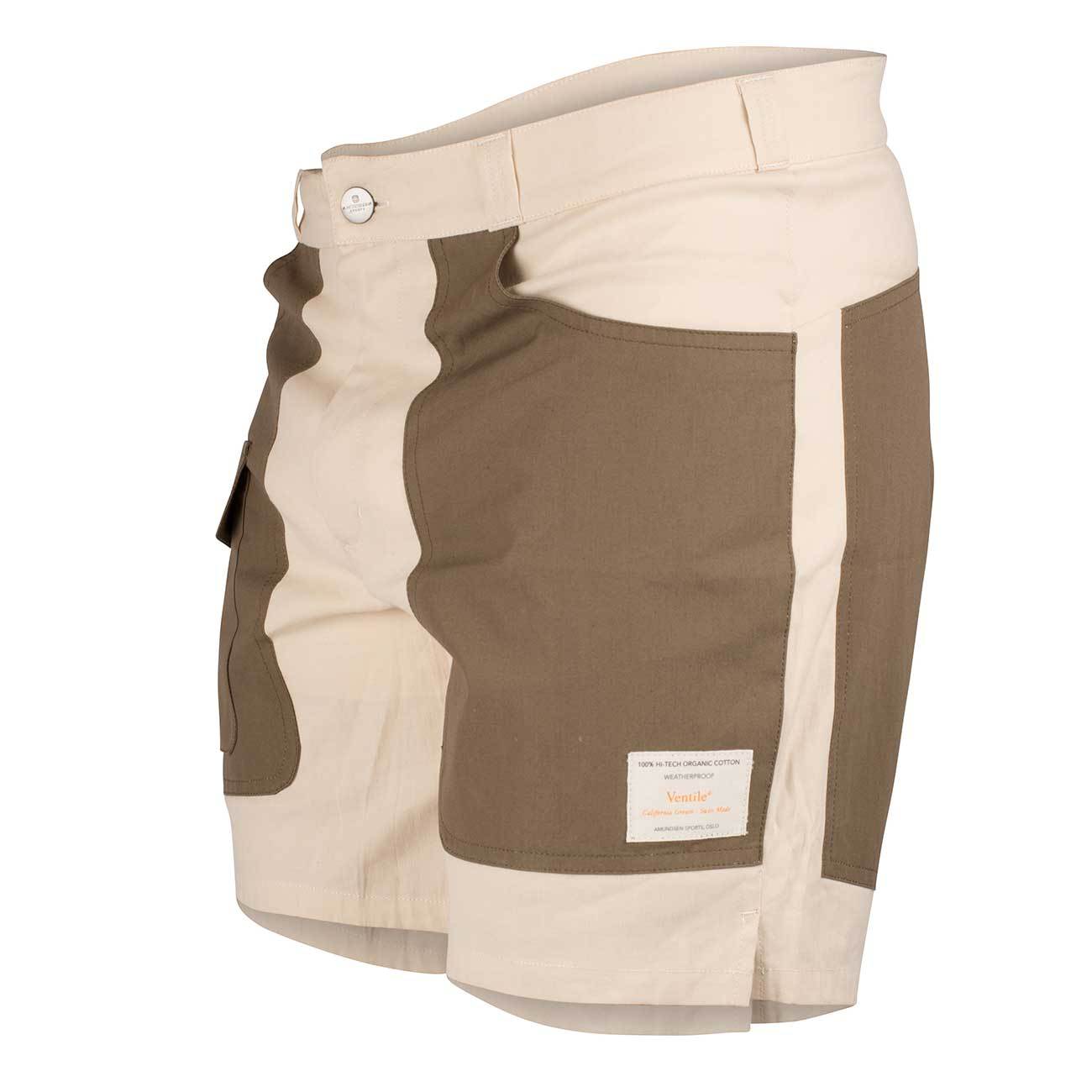 Amundsen Sports 7incher Safari Shorts M`s