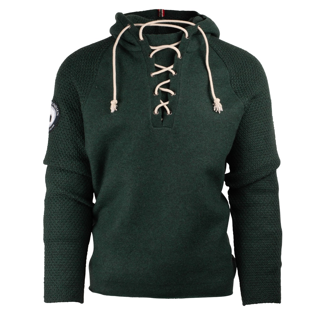 Amundsen Sports Boiled Hoodie Laced, M's