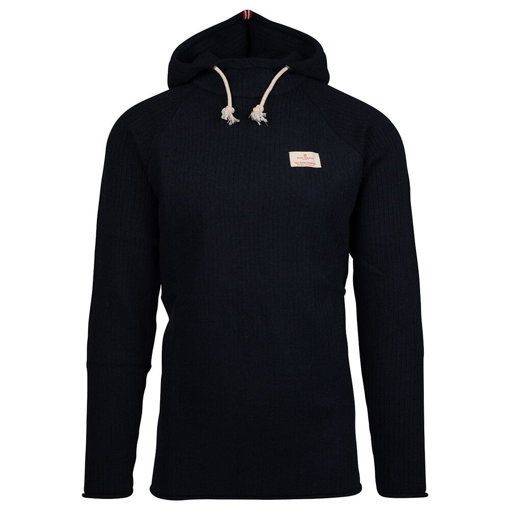 Amundsen Sports Boiled Hoodie Ribbed, M's