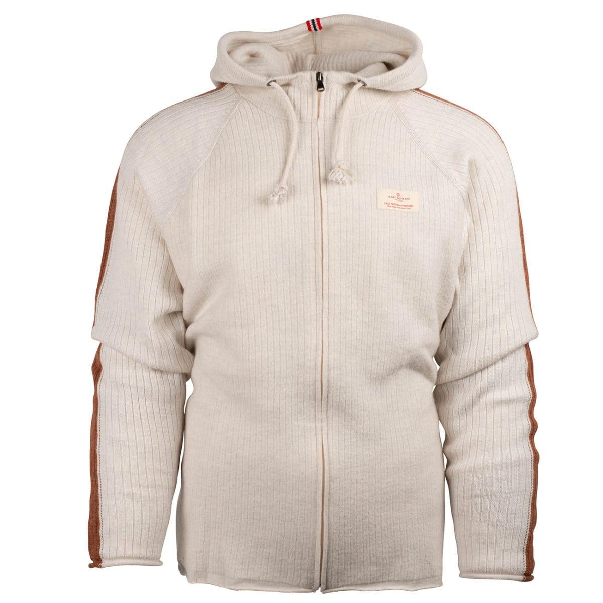 Amundsen Sports Boiled Jacket Stripes, M's
