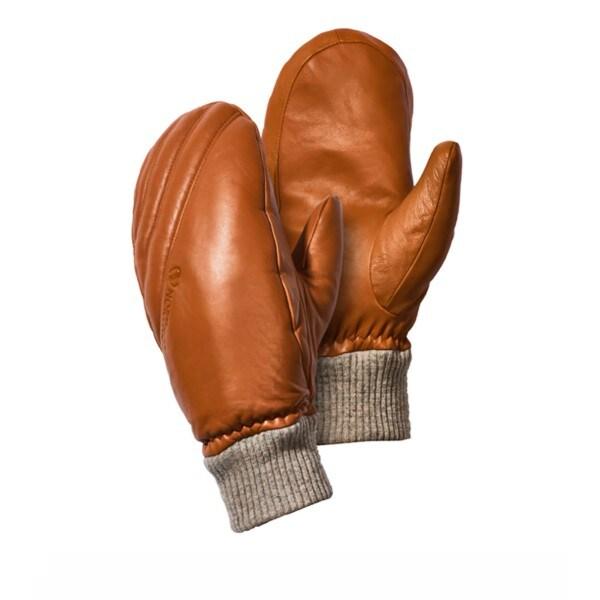 Northug Mosvik leather Mitt Insulated