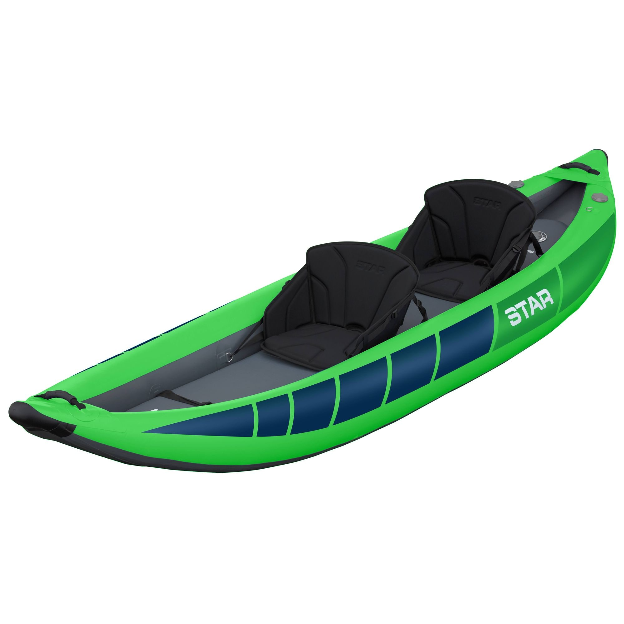 NRS Star Raven II inflatable kayak