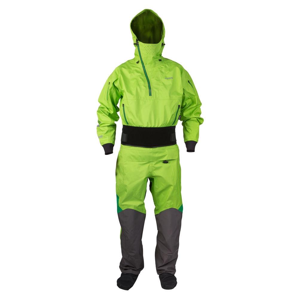 Navigator Paddling suit, green 3