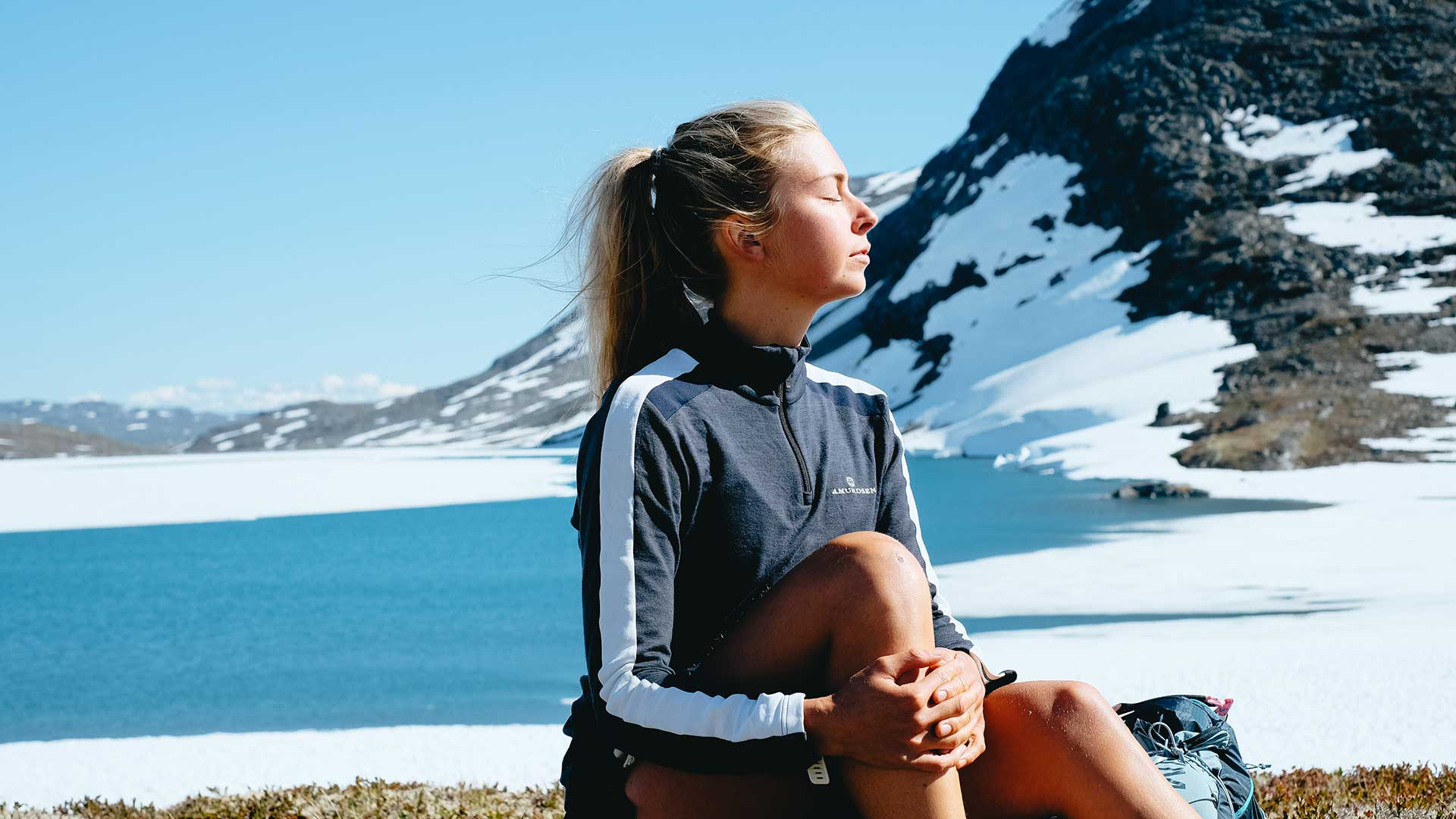 Amundsen Sports 5MILA Half Zip, W's