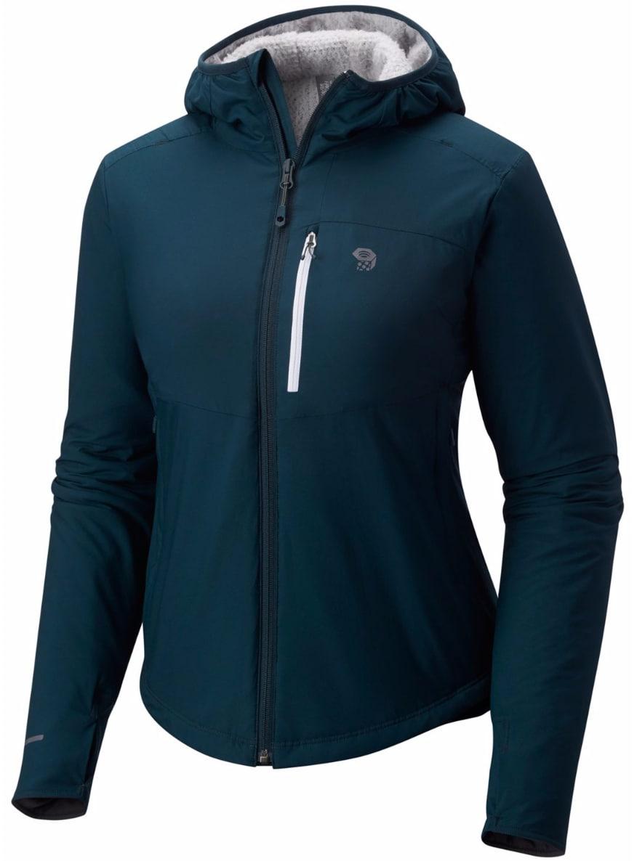 Mountain Hardwear Skypoint Hooded Jacket, W's