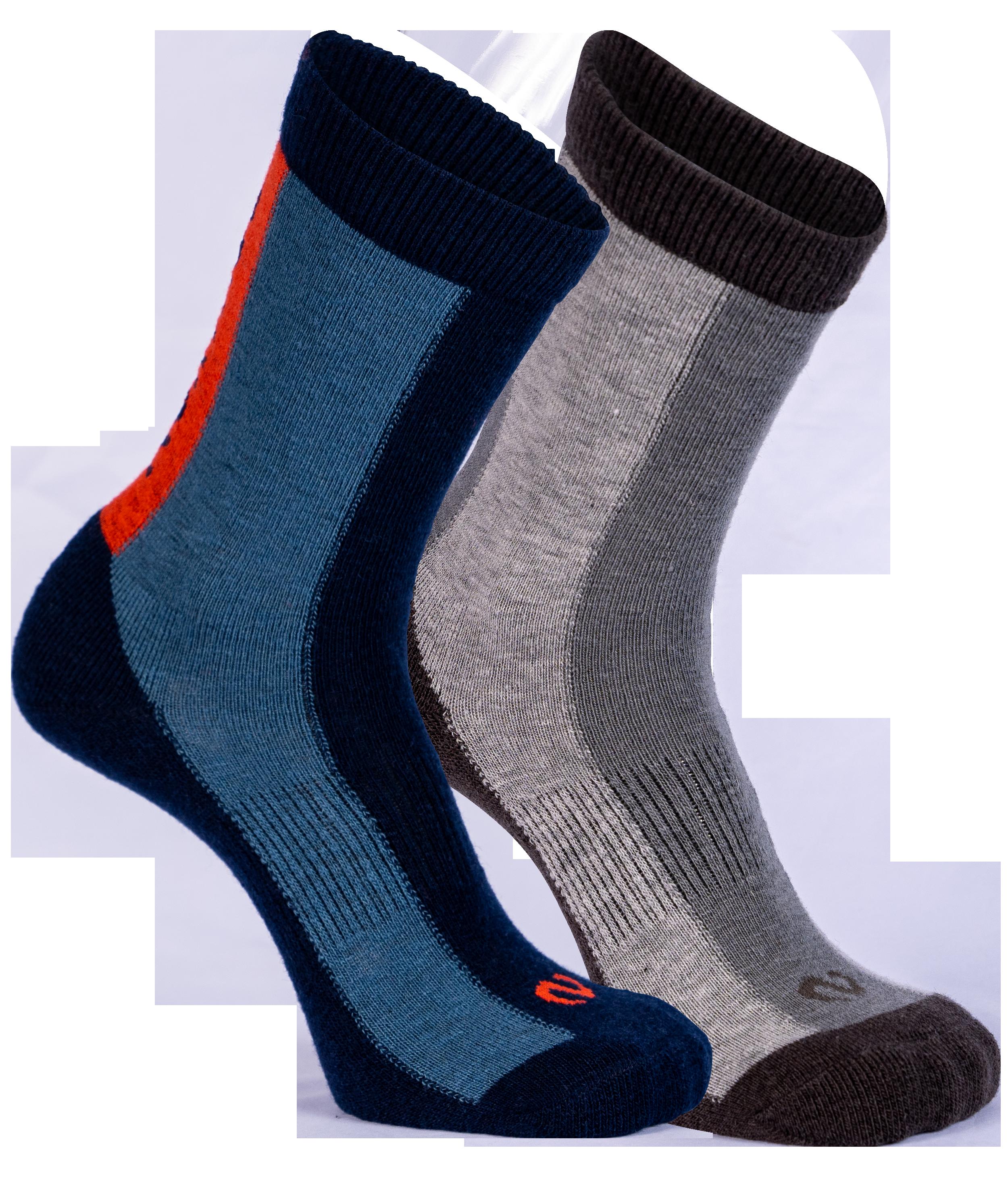 Northug Hovden 2PK Wool Socks, Unisex