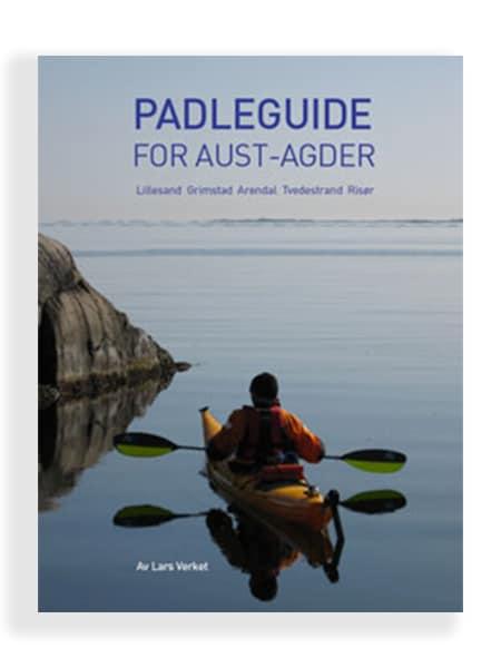 Padleguide for Aust-Agder, Lars Verket