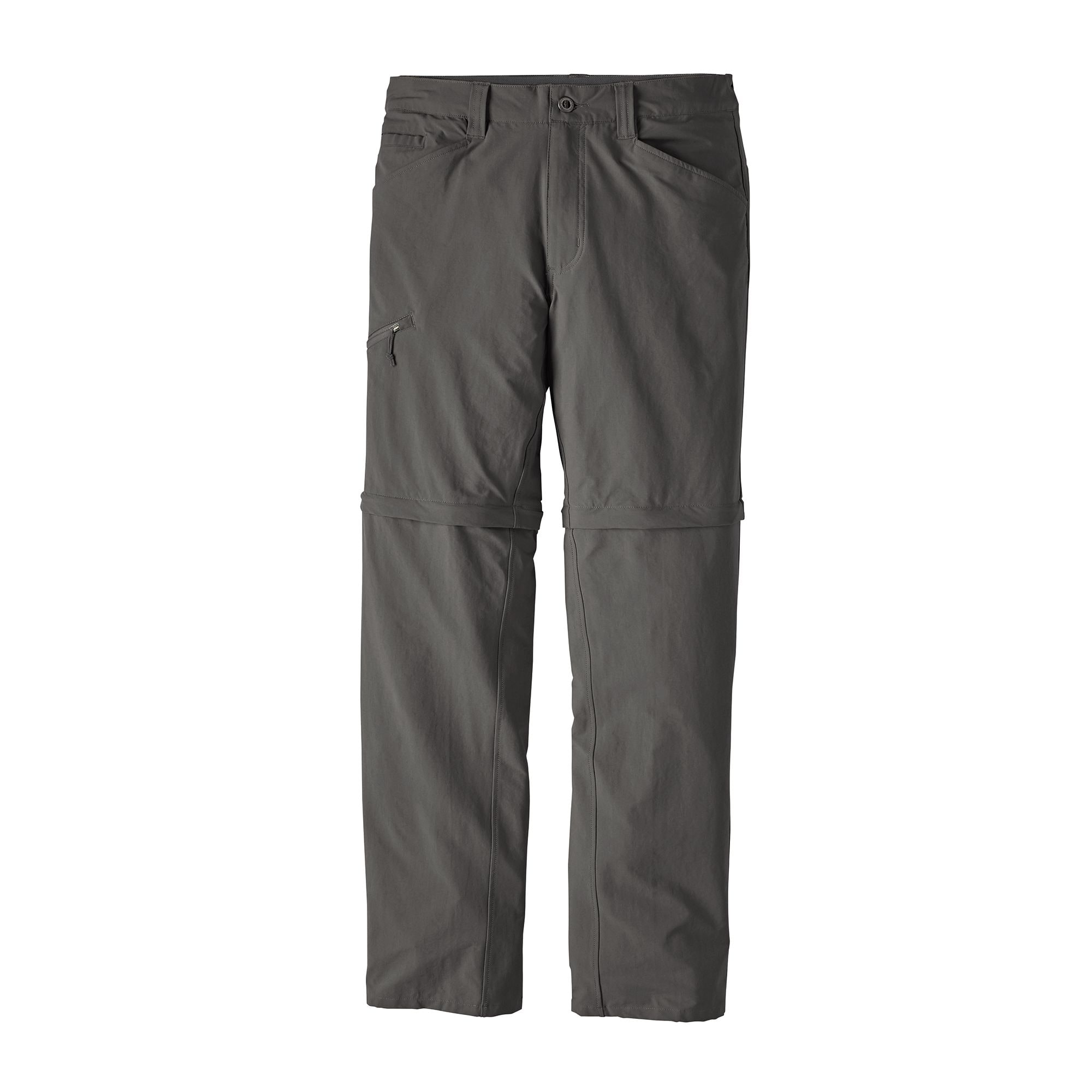 Patagonia Quandary Convertible Pants Forge Grey