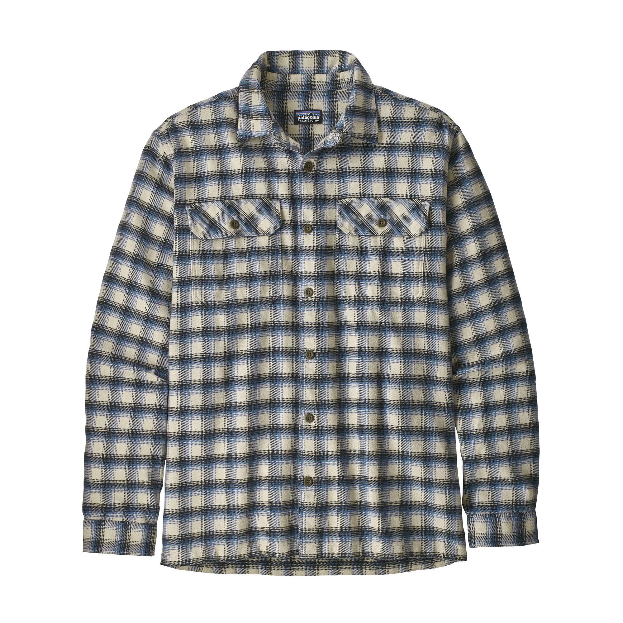 Patagonia Fjord Flannel Shirt, M's