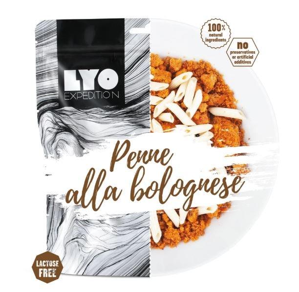 Penne Bolognese