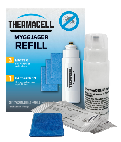 ThermaCELL Refill, single pack