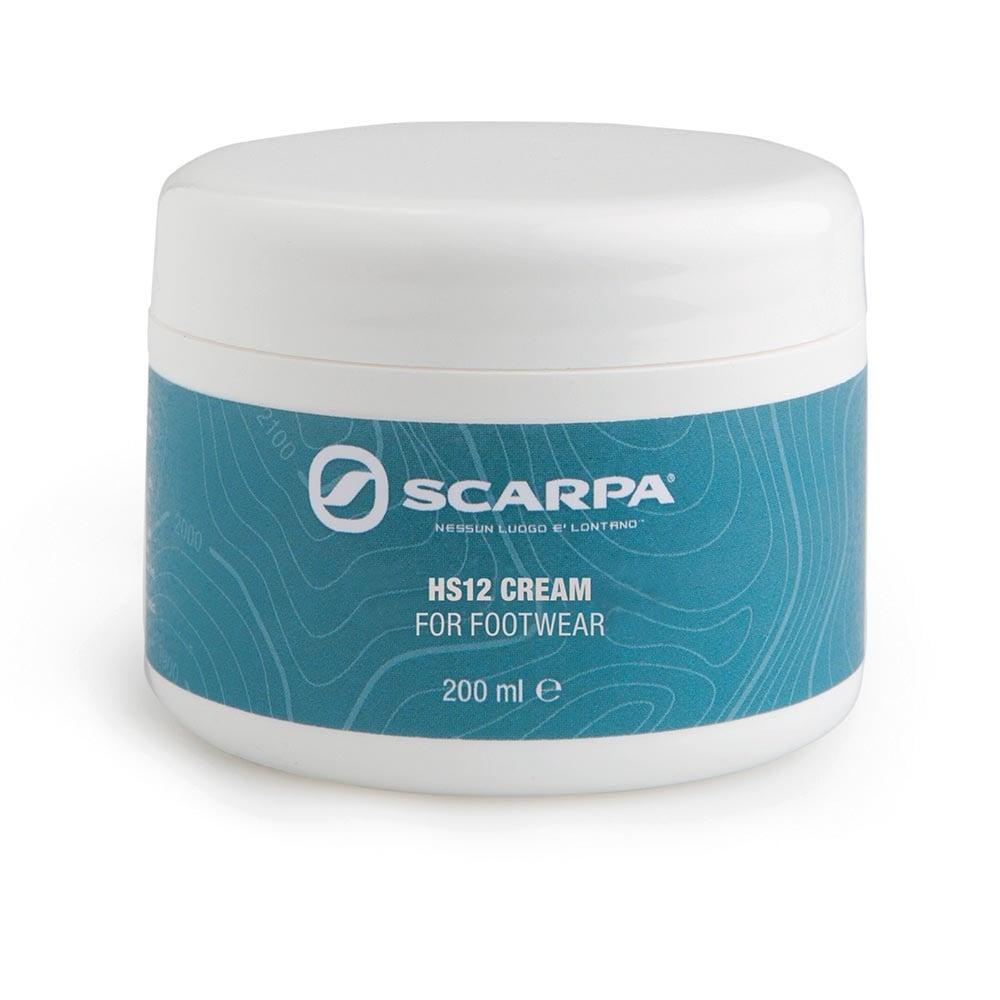 Scarpa HS12 Cream, Lærimpregnering