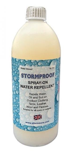 Stormsure StormProof impregnering, 1L refill