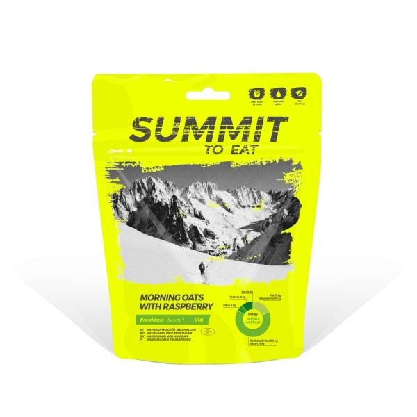 Summit To Eat Morning Oats