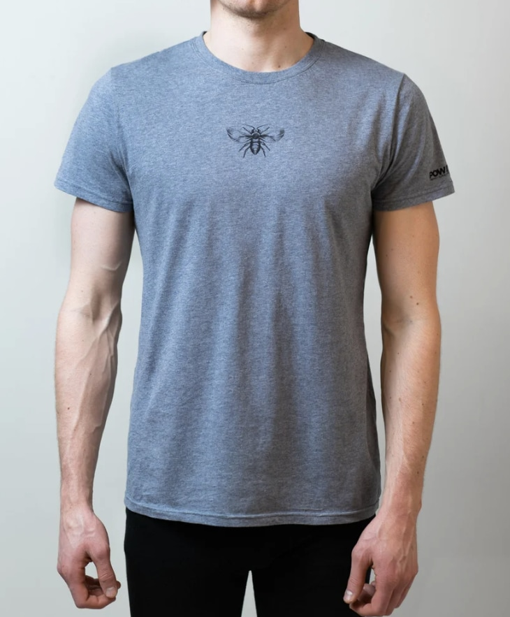 Northern Playground Superhero Eco Tee Men