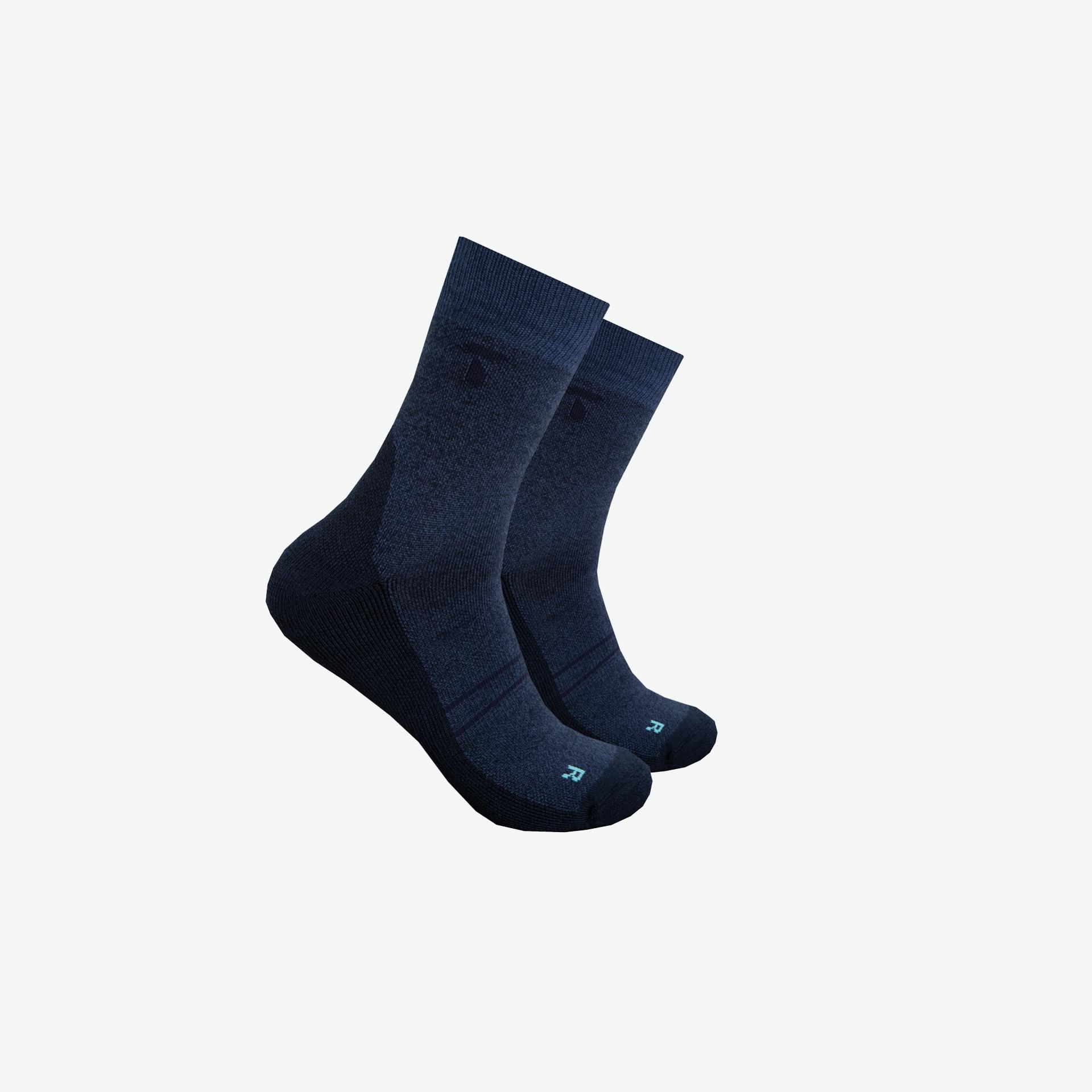 Tufte Unisex Merino Medium Crew Sock