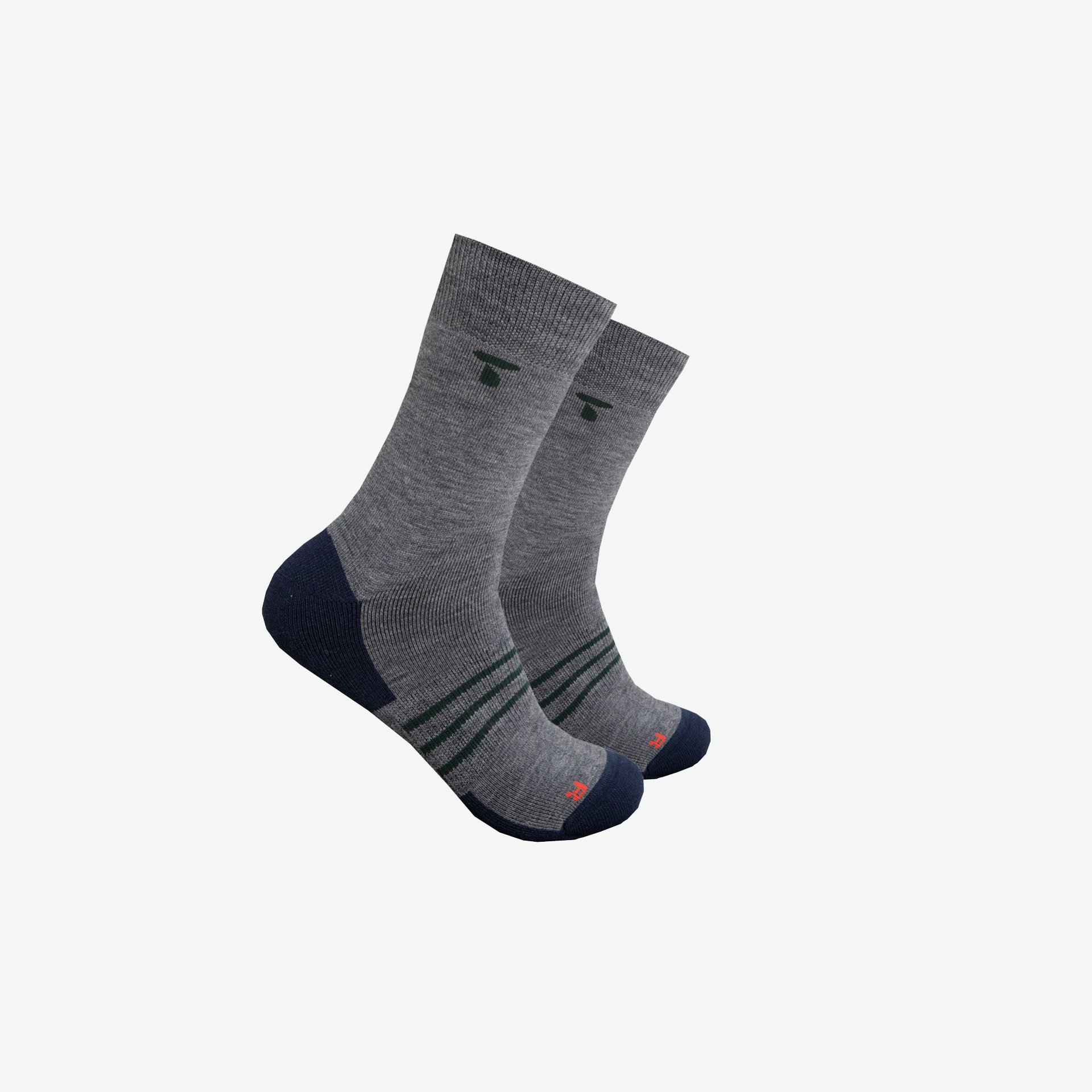 Tufte Unisex Merino Warm Crew Socks