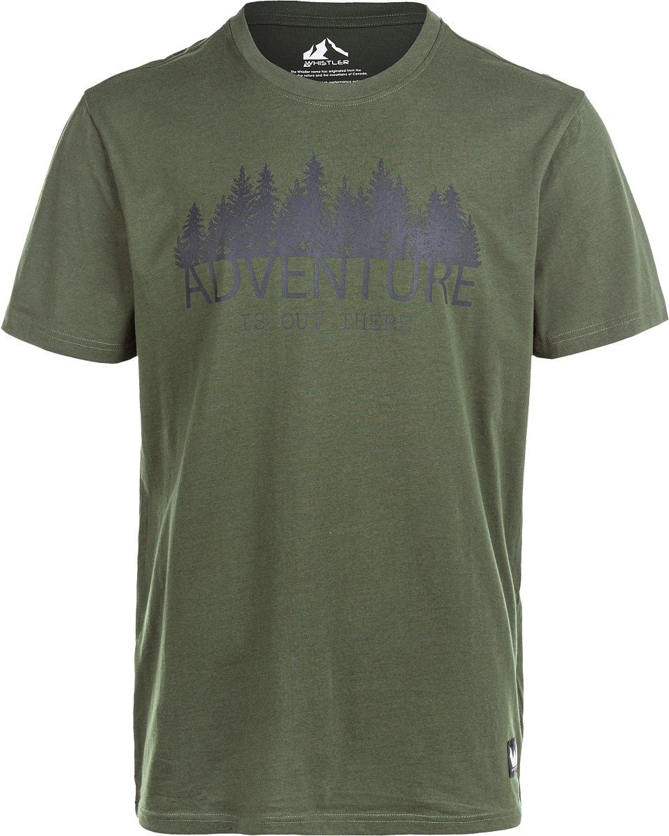 Whistler Hudson T-Shirt, Herre