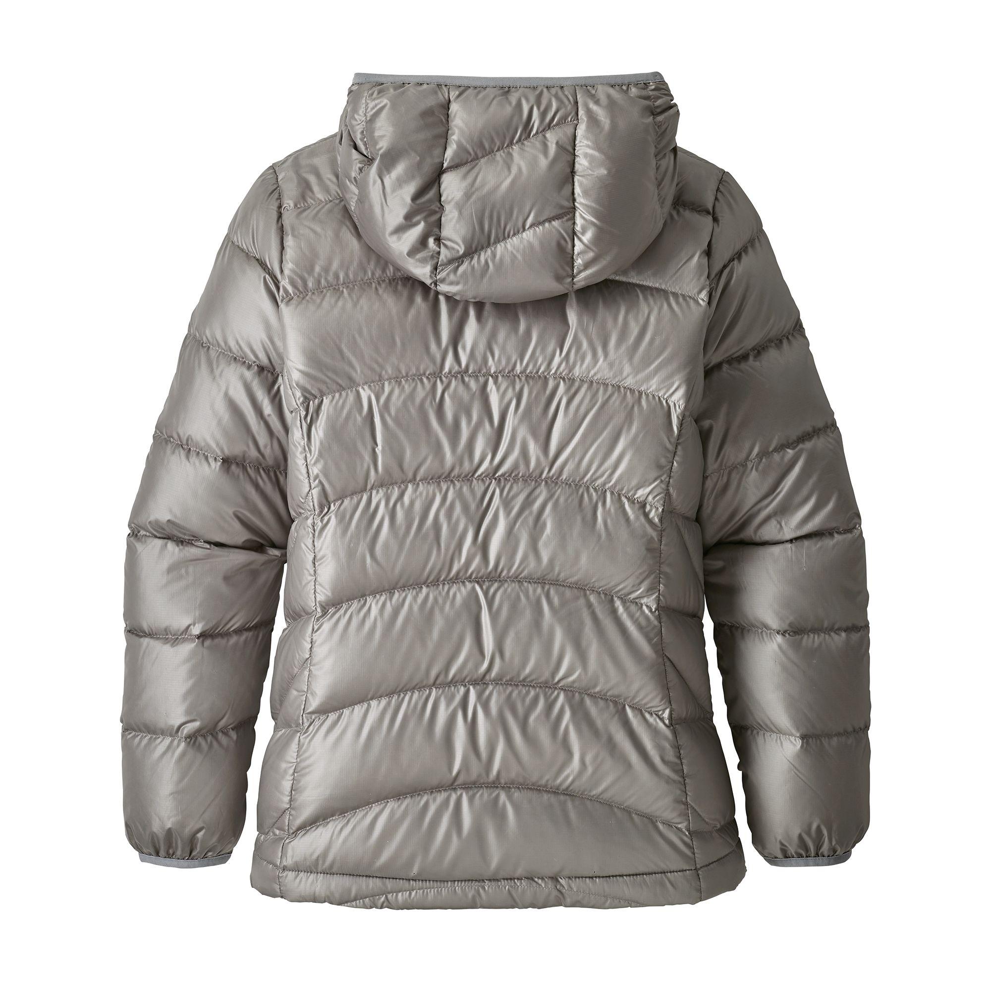 Patagonia Girls' Hi Loft Down Sweater Hoody, dunjakke til