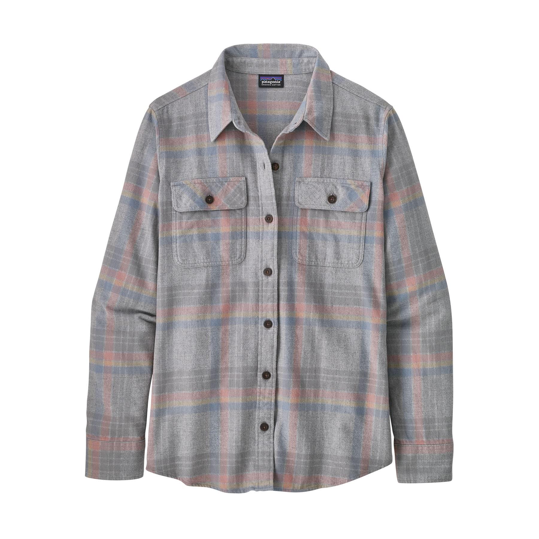Patagonia L/S Organic Cotton MW Fjord Flannel Shirt W's