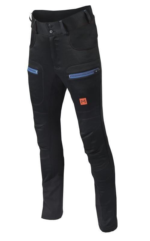 Aclima LM Anàrjohka WoolShell Pants, JetBlack, W's
