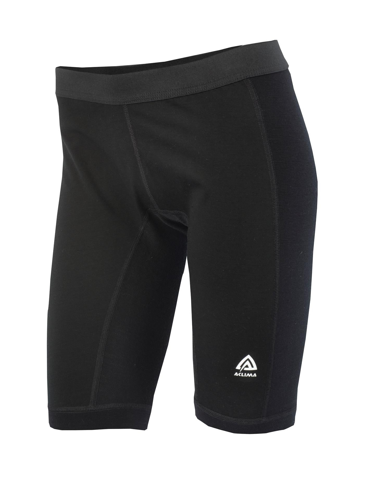 Aclima WarmWool Long Shorts m/Windstop, W's