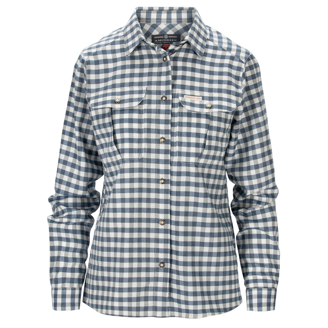 Amundsen Flannel Shirt Womens