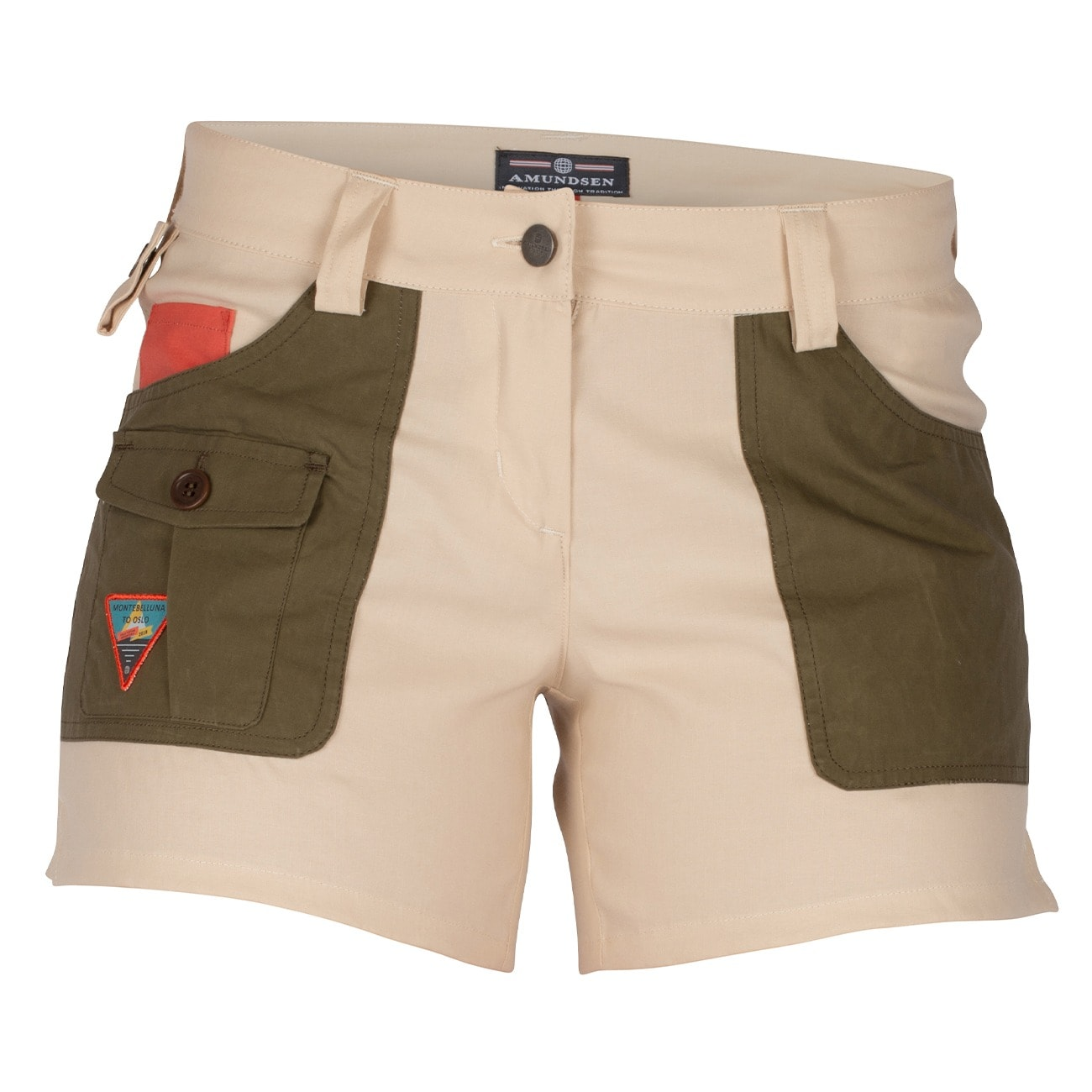 Amundsen Safari shorts