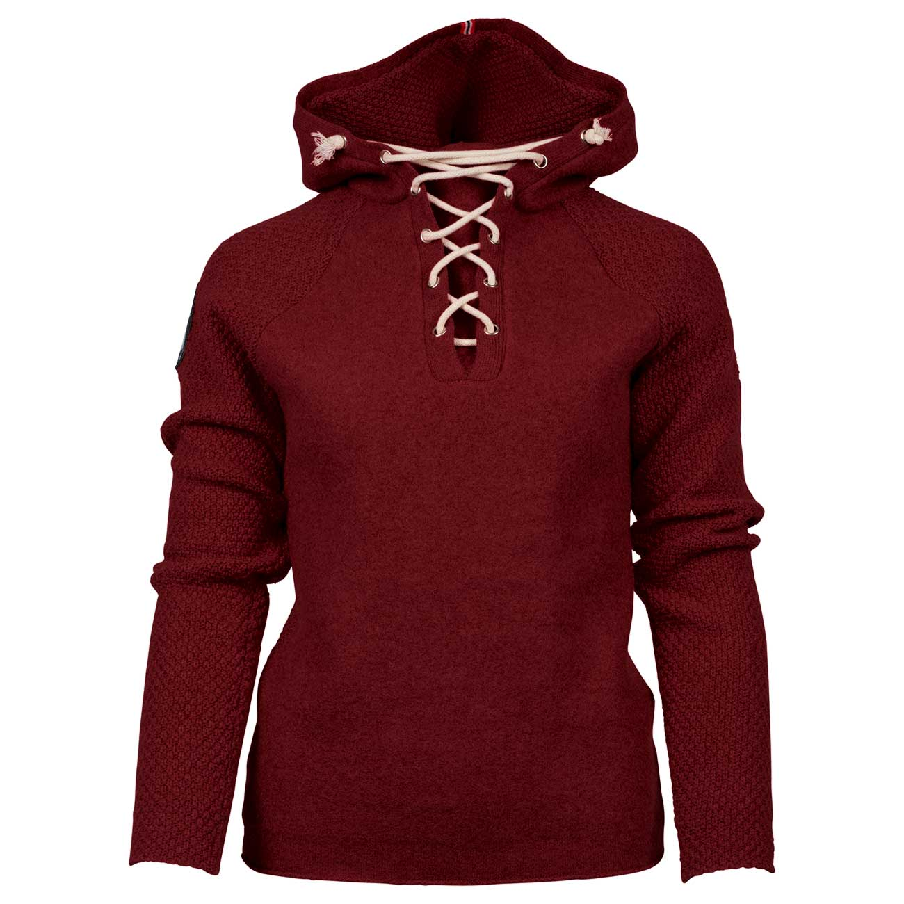 Amundsen Sports Boiled Hoodie Laced, W's