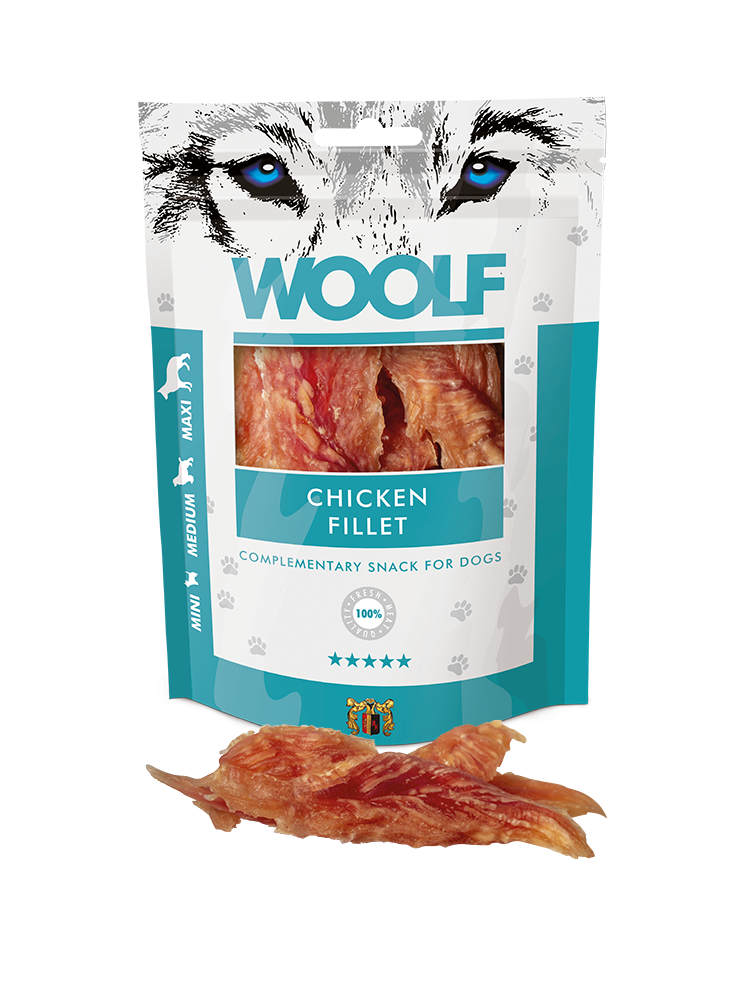 Woolf Chicken Fillet 100g