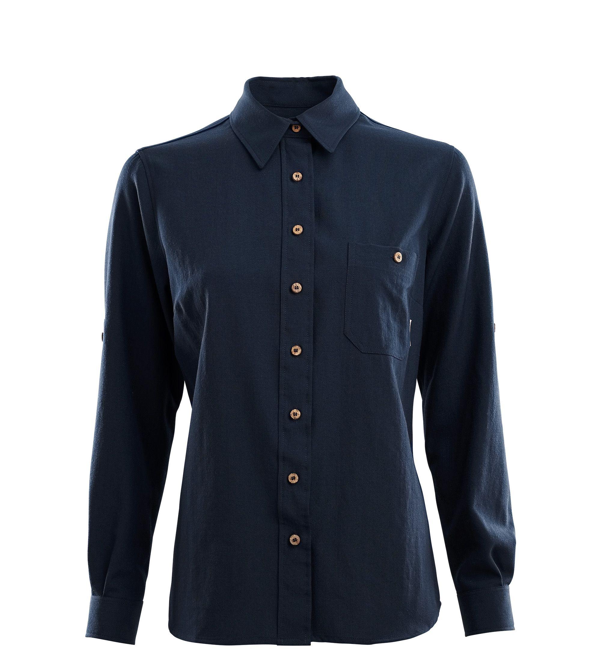 Aclima LeisureWool Woven Wool Shirt W's