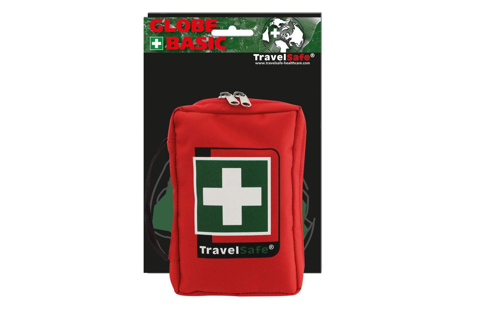 Travelsafe Førstehjelpssett, Globe Basic