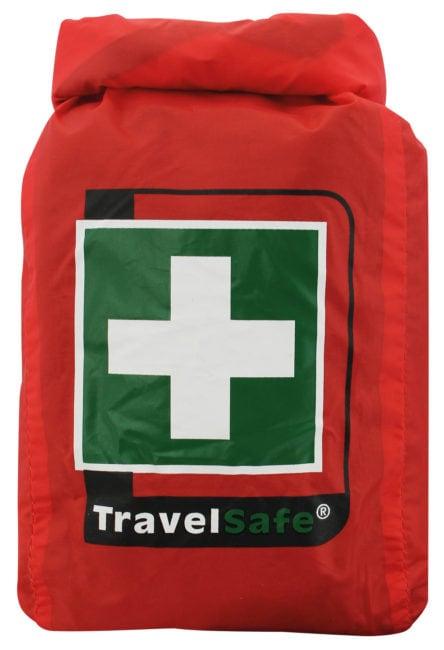 Travelsafe Førstehjelpssett i 43 deler, Globe Waterproof