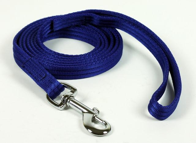 kobbel nylon blå