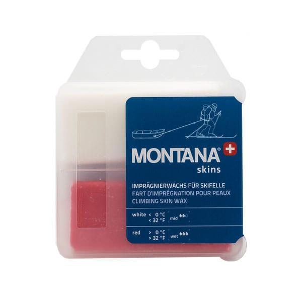 Montana impregneringsvoks for skifeller