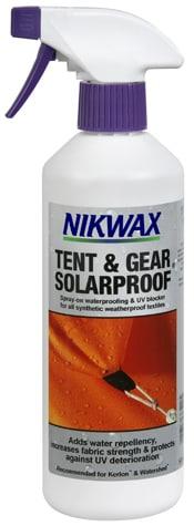 Nikwax Tent & Gear Solarproof, 500ml