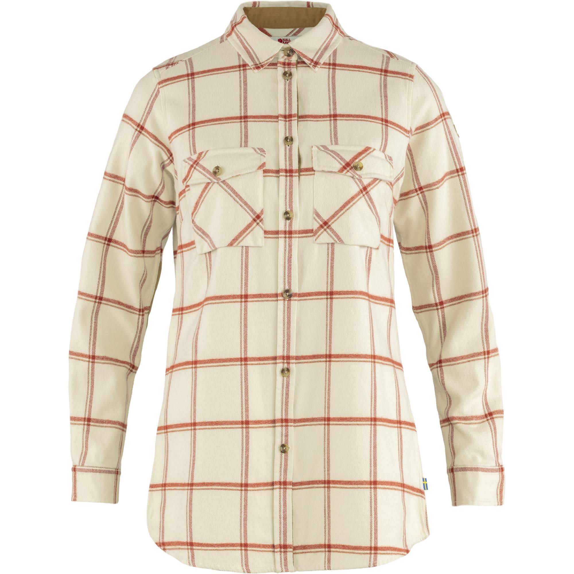 Fjällräven Övik Twill Shirt LS W
