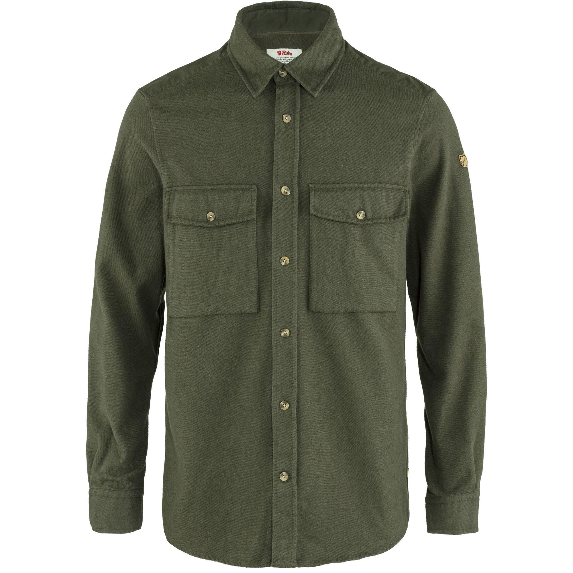 Fjällräven Övik Twill Shirt
